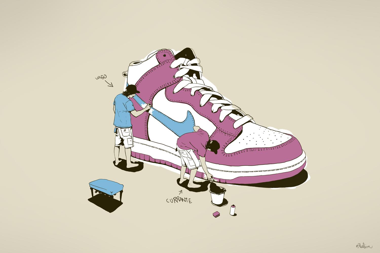 Rbellion – ICON Shoes Billy So 1500x1000 · Best 25 Sneaker Art Ideas On  Pinterest 688x688 · Footwear Clipart Panda Free Images 600x447 · Nike Gray  ...